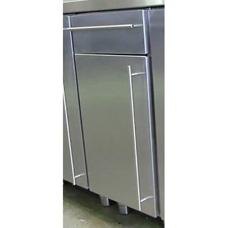 Stainless Steel Kitchen Units