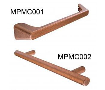 Luxury Copper Kitchen Unit Door Handles