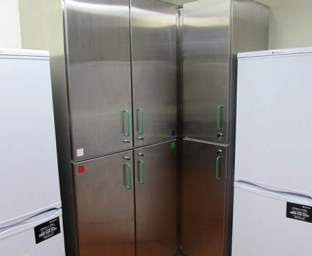 Commercial Stainless Steel Kitchen Units