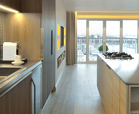 Made to Measure Stainless Steel Kitchen Worktops