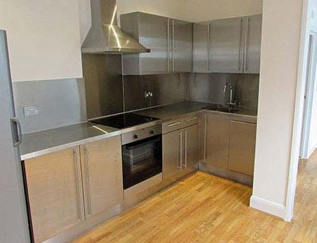 Care Homes Fitted Stainless Steel Kitchen