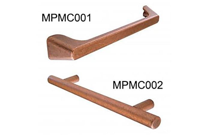 Copper Kitchen Drawer Handles